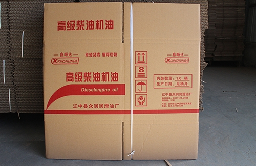 内蒙古五层纸箱